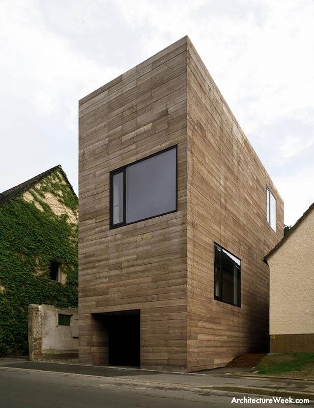ArchitectureWeek Image - Neighborly Mod