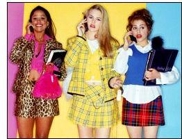 Short Skirts 1990's