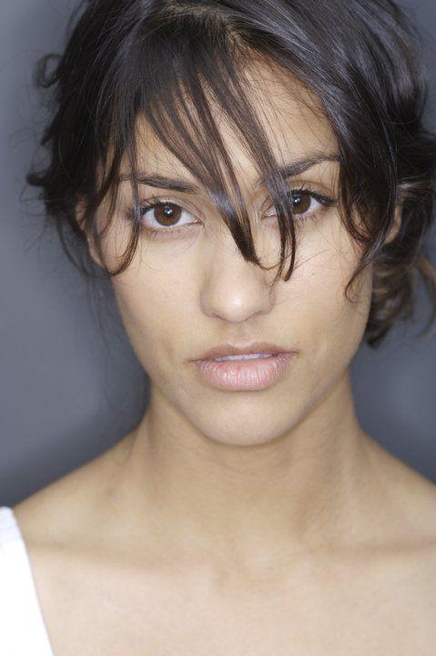 Janina Gavankar makeup free