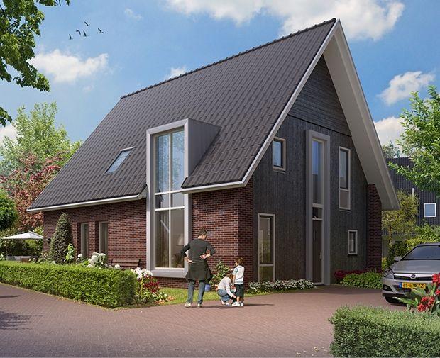 Ook een erg leuk huis. Serre bij aan maken ..... Vrijstaande woning (nr 79) | De Tuin van Elden