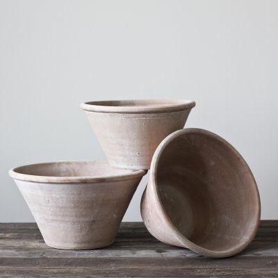 Lerkruka plantering keramikkruka keramik kruka terrakotta affari market29 199 kr
