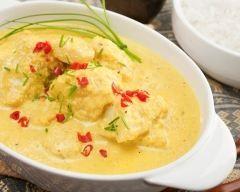 Curry de poisson                                                                                                                                                                                 Plus