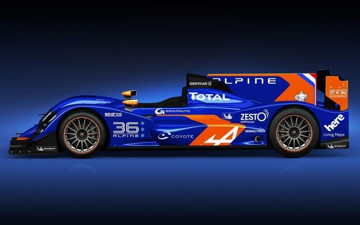 Renault Alpine Le Mans