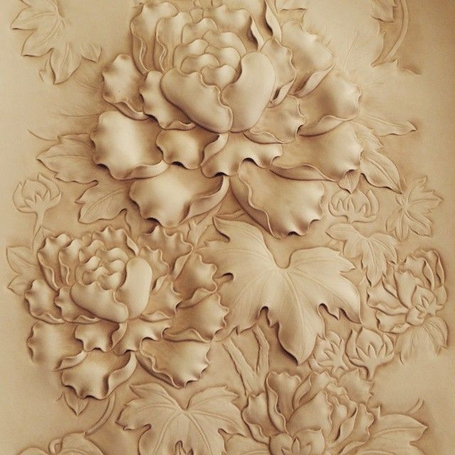 Best leather carving ideas on pinterest