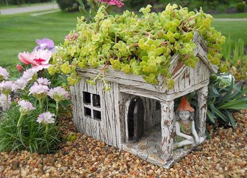 20+ Mini Jardines Originales para una Primavera Diferente. Wooden Garden  PlantersAmazing ... - 25+ Best Ideas About Wooden Garden Planters On Pinterest Diy