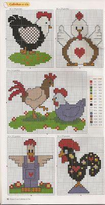 http://celia-pontocruz.blogspot.com/2012/12/galinha-da-angola-graficos-ponto-cruz.html