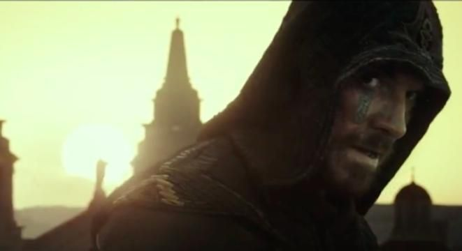 Michael Fassbender Stars In The First 'Assassin's Creed' Movie Trailer