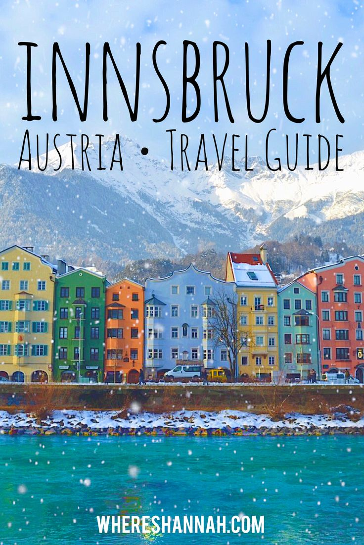 Everything you need to know about Innsbruck, Austria! Read on for suggestions on how to make the most of your holiday in the Alps!