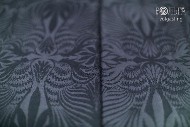 Volgasling Birds Maxi Metallic Wrap  Image