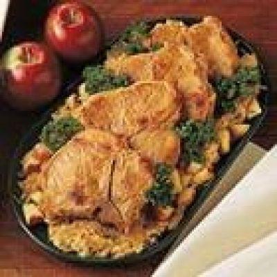 Pork Chops And Sauerkraut Recipe from Lou