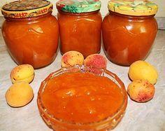 Абрикосовое варенье с апельсинами