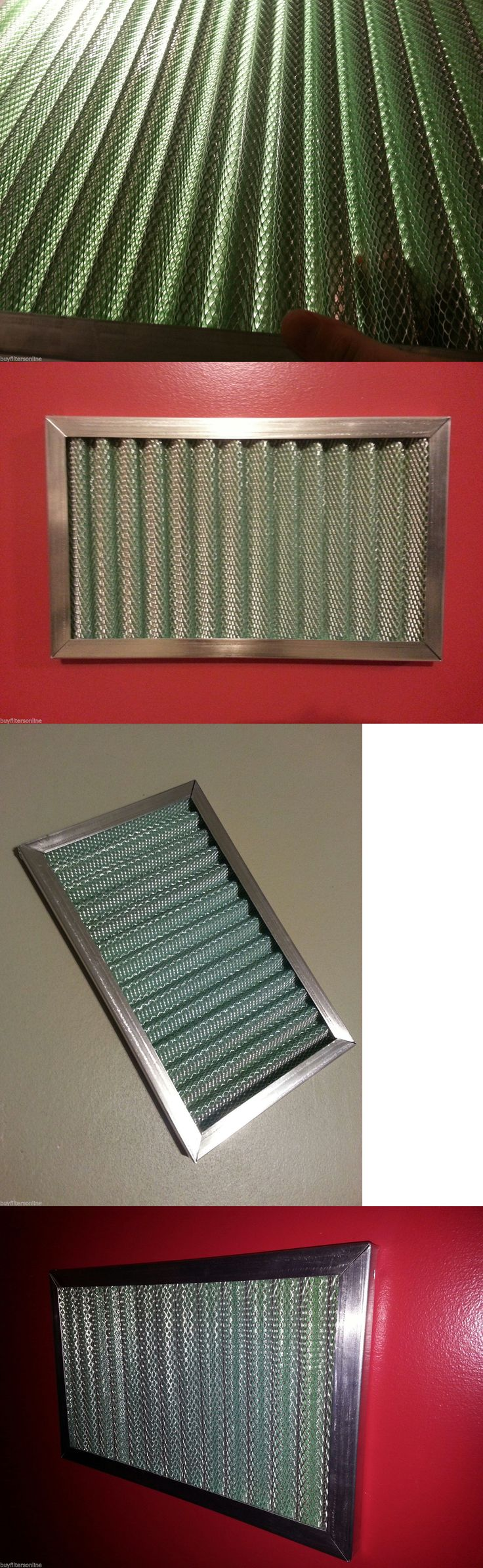Best furnace air filters for allergies - Air Filters 43509 Ultimate Allergy Home Pleated Air Filter Washable Permanent Reusable Furnace Ac