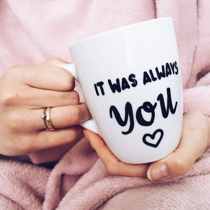 "cliche_mugs na Instagramie: ""#love #lovehim #itwasalwaysyou #it #was #always #you #bride #married #goals #couplegoals #forever #lovewins #love❤️ #instamood #instagood…"""