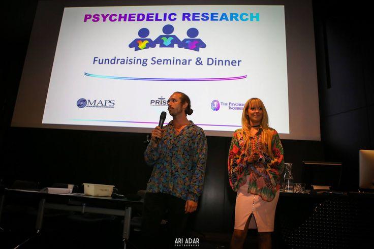 Global Psychedelic Dinner in Melbourne, Australia