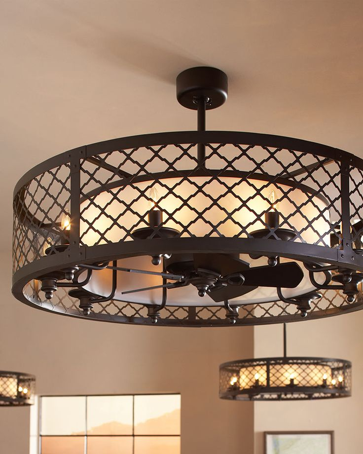 The Brighton Court Collection Unique Design Of Ceiling Fan Is Classified