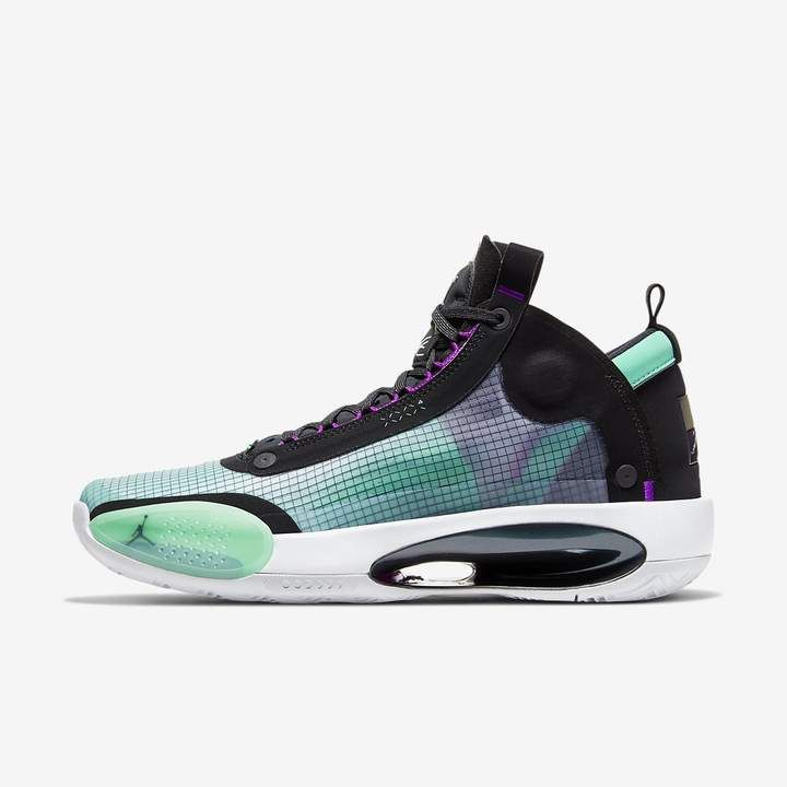 Air Jordan XXXIV Basketball Shoe | Air jordans, Air jordan
