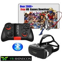 Hot! VR shinecon ii 2.0 Virtual Reality 3D Glasses Google Cardboard 2.0 Pro Version VR Glasses+Bluetooth Remote Control Gamepad Digital Guru Shop  Check it out here---> http://digitalgurushop.com/products/hot-vr-shinecon-ii-2-0-virtual-reality-3d-glasses-google-cardboard-2-0-pro-version-vr-glassesbluetooth-remote-control-gamepad/