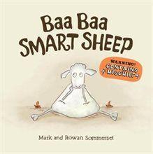 Book Baa Baa Smart Sheep by Mark Sommerset