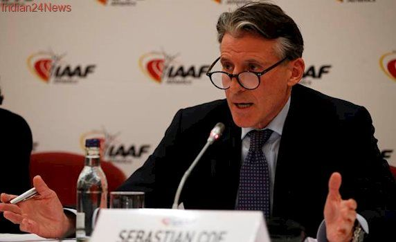 IAAF chief Sebastian Coe to visit India during Asian Athletics Championships