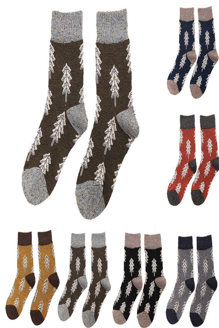 Cozy Cashmere Socks Men Women Winter Warm Sleep Bed Floor Home Fluffy