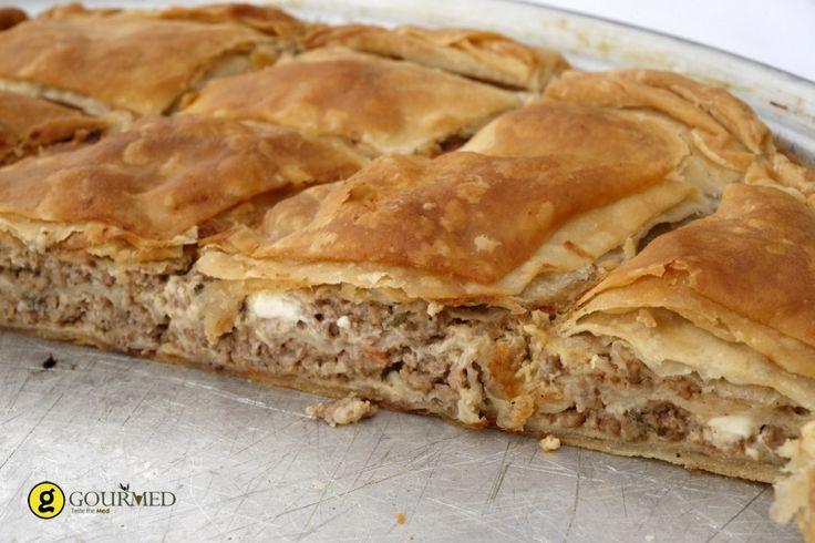 Κρεατόπιτα Κεφαλονιάς - gourmed.gr