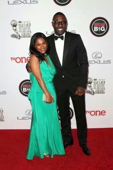 Nia Long & Idris Elba @ NAACP Image Awards