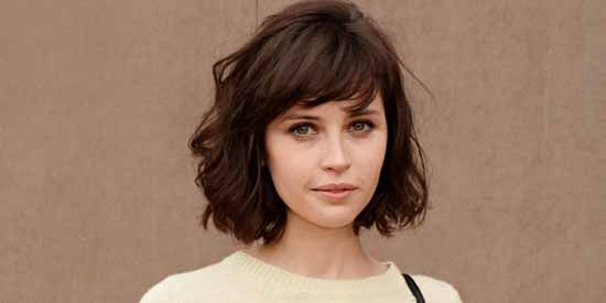 Felicity Jones Age, Height, Weight, Net Worth, Measurements
