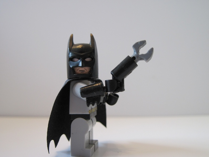 Batclaw lego batman comics lego batman Pinterest