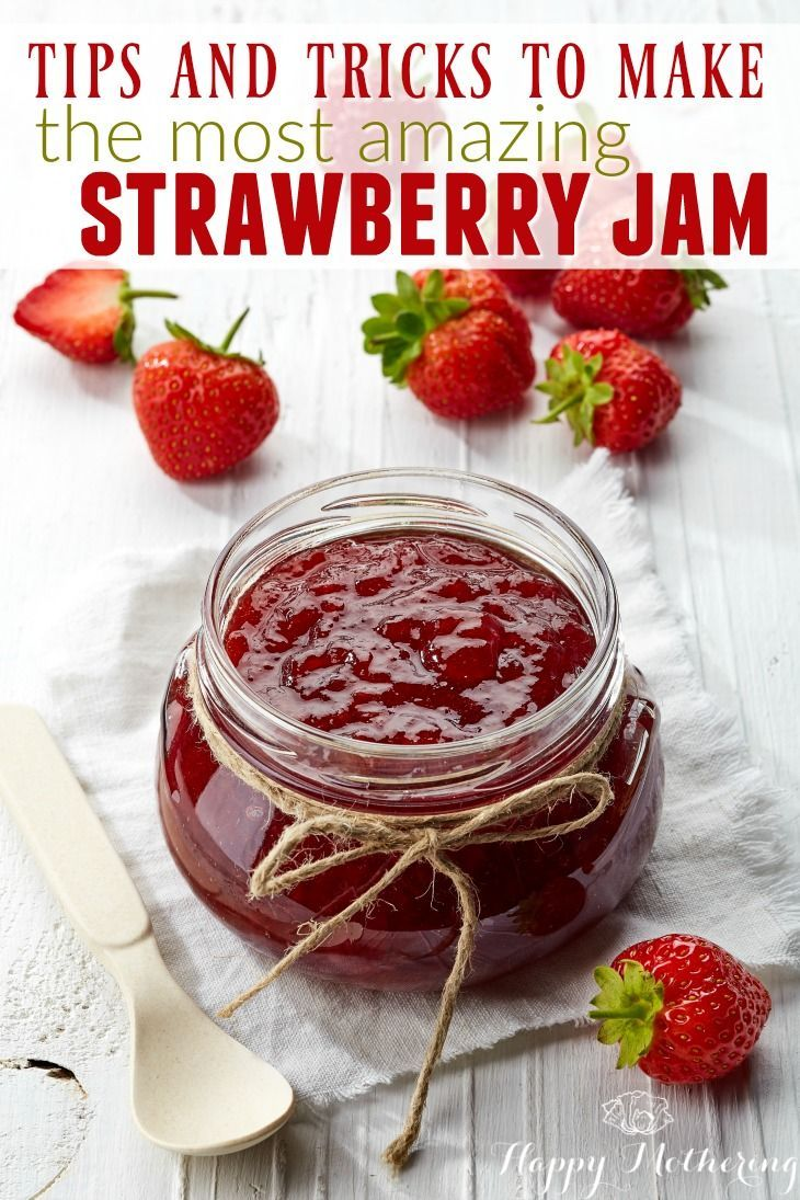 Are you looking for the best tips and tricks for making strawberry jam? You need to read this! We'll show you how to make the most amazing strawberry jam.