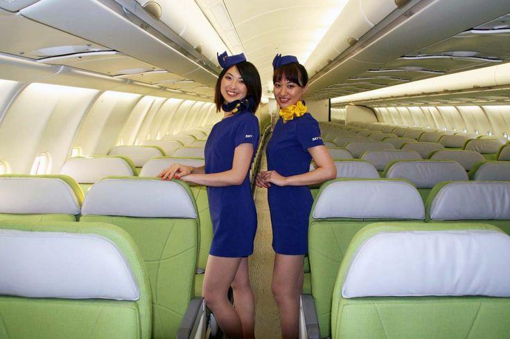 skymark air hostess Girls Pinterest Airline flights and - air jamaica flight attendant sample resume