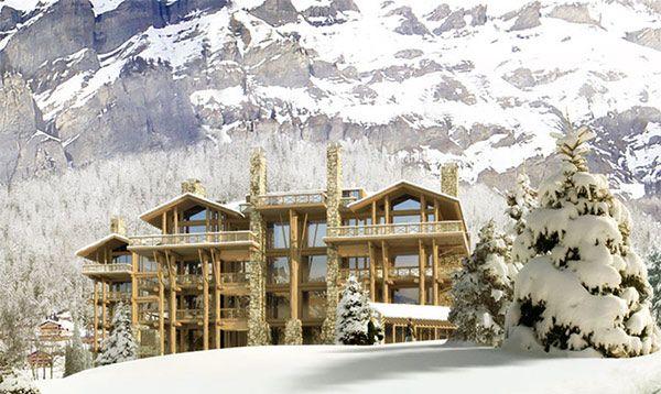 アルプス最大規模を誇る温泉地帯で、極上のスパリゾート体験 in スイス | VIP WORKS