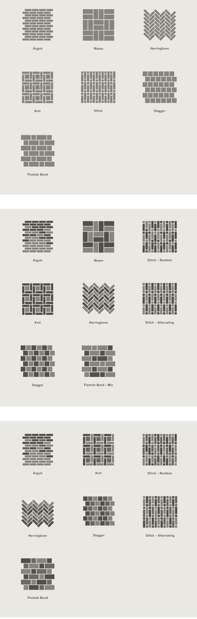 바닥 마루 패턴