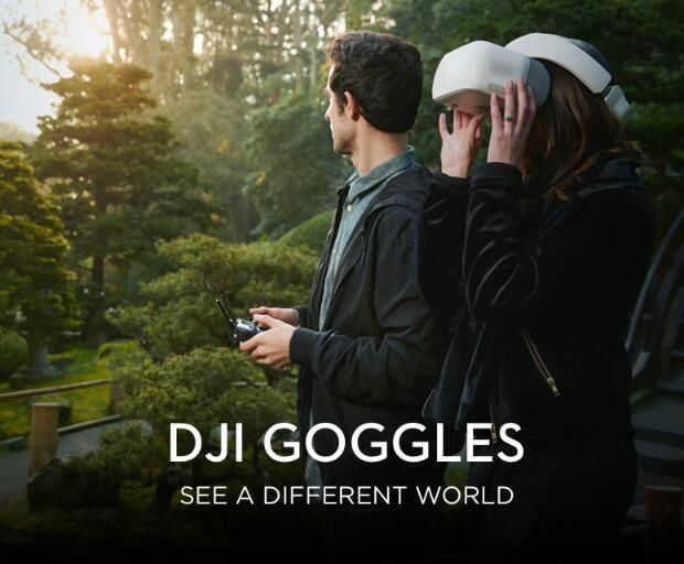 Dji Goggles was announced on April 24, what's about Dji Goggles Specs And Features? DJI goggles is suited for Mavic series and Phantom series and Inspire.