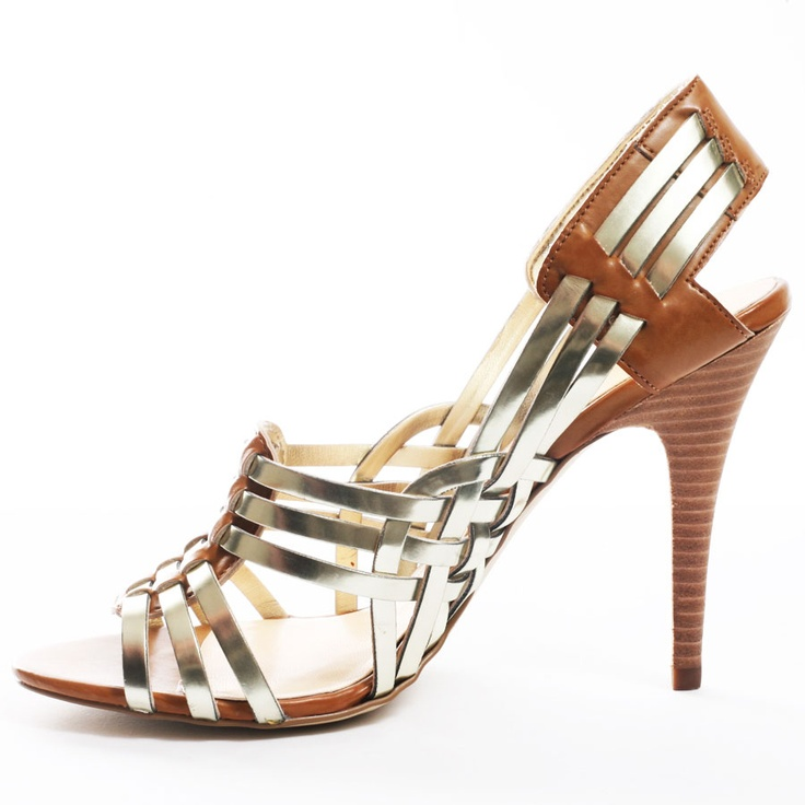 Nail - Gold Multi Syn  Guess Shoes