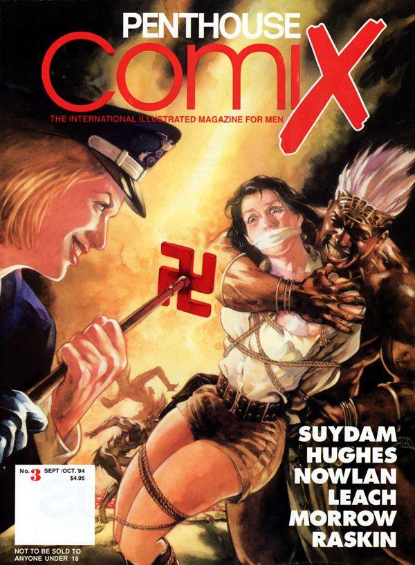 Penthouse Comix # 3 - Sept/Oct 1994