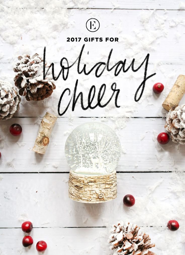 The Everygirl's 2017 Budget-Friendly Holiday Gift Guide