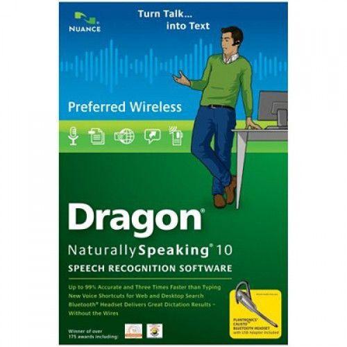 Dragon naturally speaking xp preferred