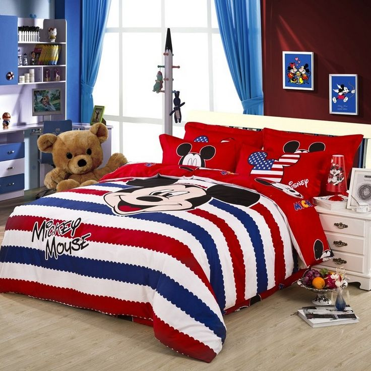 The 25+ best Mickey mouse bedroom ideas on Pinterest | Mickey ...