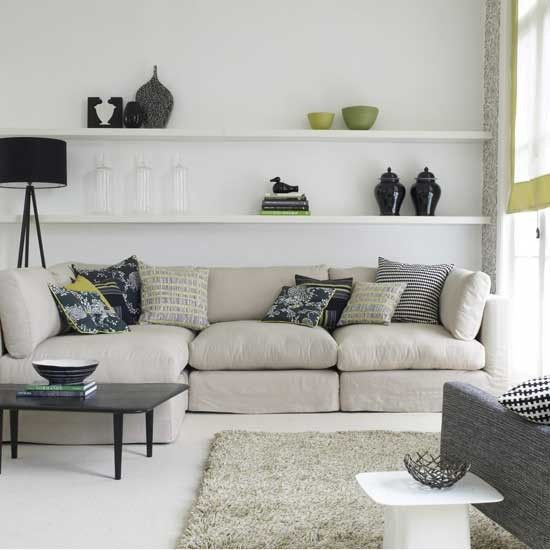 We make Modular sofas similar to this one..