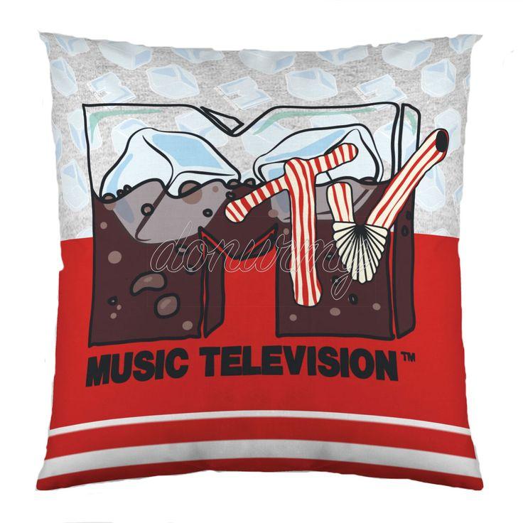 Cojín Frizzie Cola MTV - Bazartextil.com