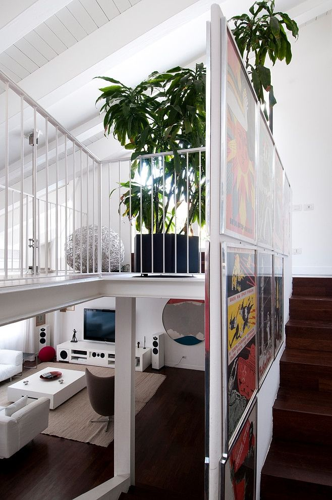 Modern Loft by Paolo Frello & Partners