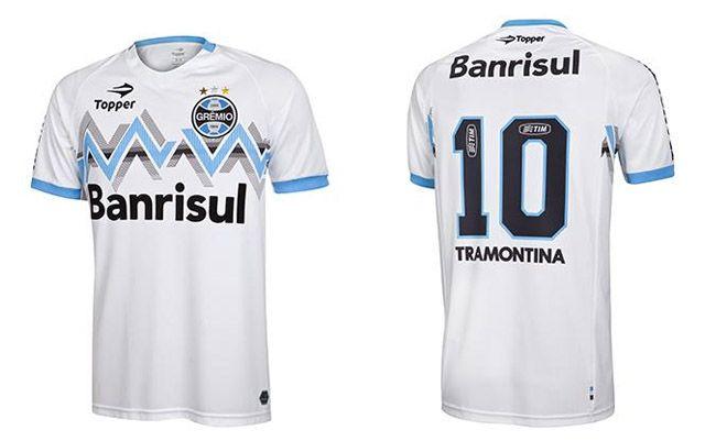 Camisas do Grêmio 2014 Topper Reserva
