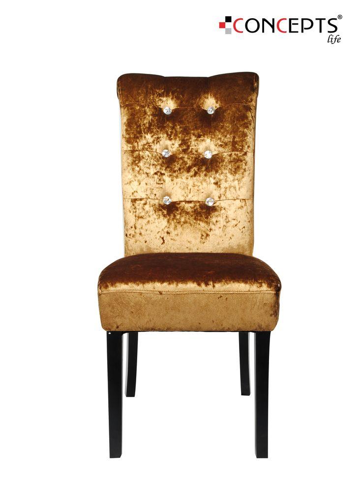 ¡Siéntete y siéntate con glamour!