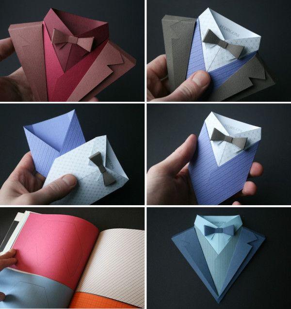 Mix & match #paper #card #tuxedo #templates, originally designed by #UK designer, Jonathan Shackleton. #DIY #craft