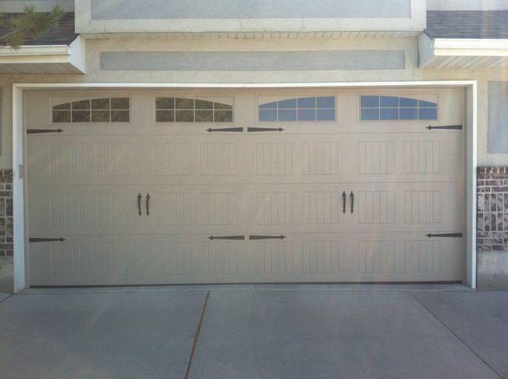 Http Www Housemaintenanceguide Com Automaticgaragedoorcloseroptions Php Has Some Information On The Types Garage Doors Garage Door Windows Garage Door Panels