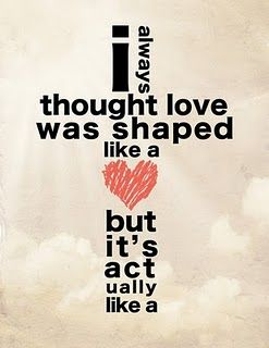 Nothing like the love demonstrated for us on the cross.
