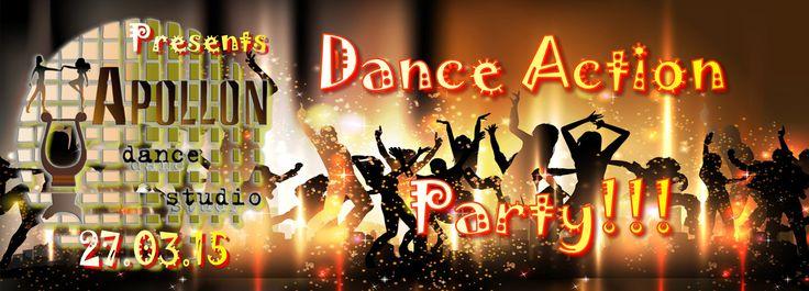 Apollon dance studio...: Dance Action Party!