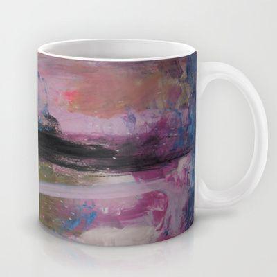 colors of the week - sunday Mug by Helle Pollas - $15.00