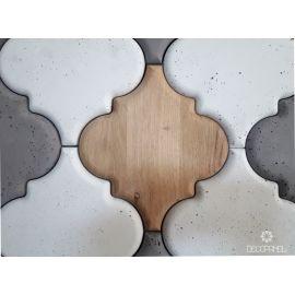 Płytka dekoracyjna 3D Decopanel INPIRE drewno dębowe
