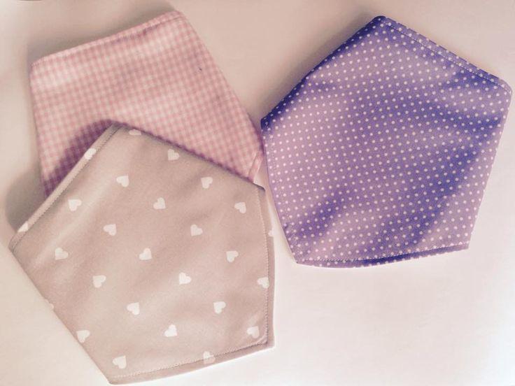 DIY- cucire un bavaglino bandana